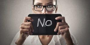 Smartphone am Arbeitsplatz = No-Go